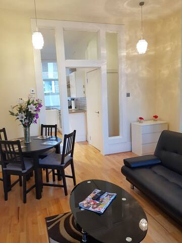 Cosy flat in Balham - 10 minutes to Central London
