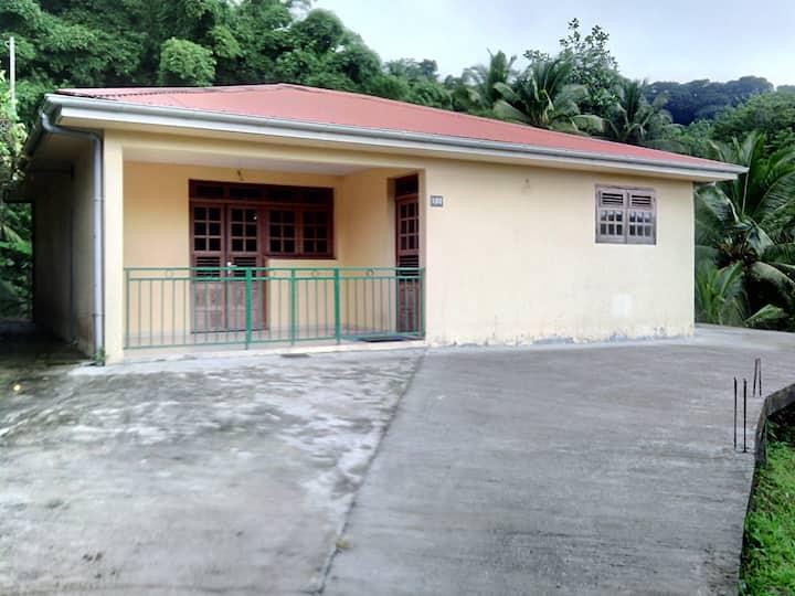 Maison à 2 chambres à louer en Martinique