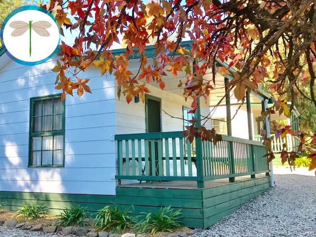 Fernleigh Farmstay & Bike Park - Miners Cottage