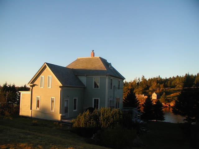 Oceanfront home, SouthShore, N.S.