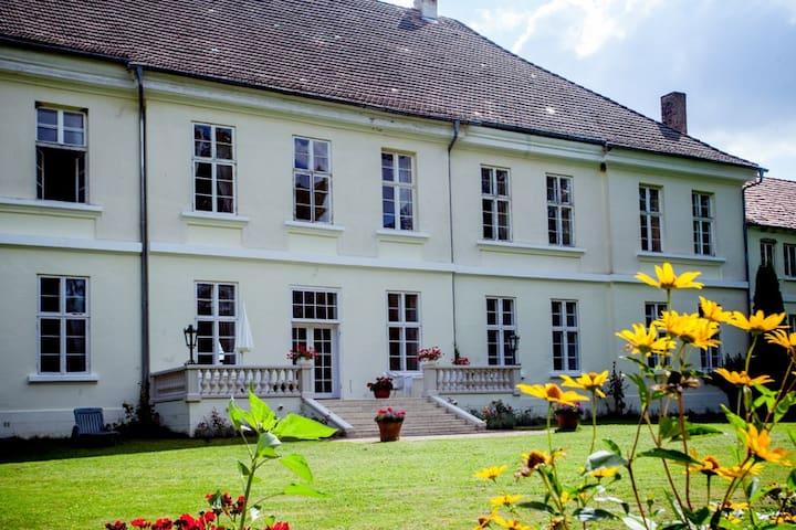 Fewo Samow in Mecklenburg - Whg 3 - Behren-Lübchin - Appartement