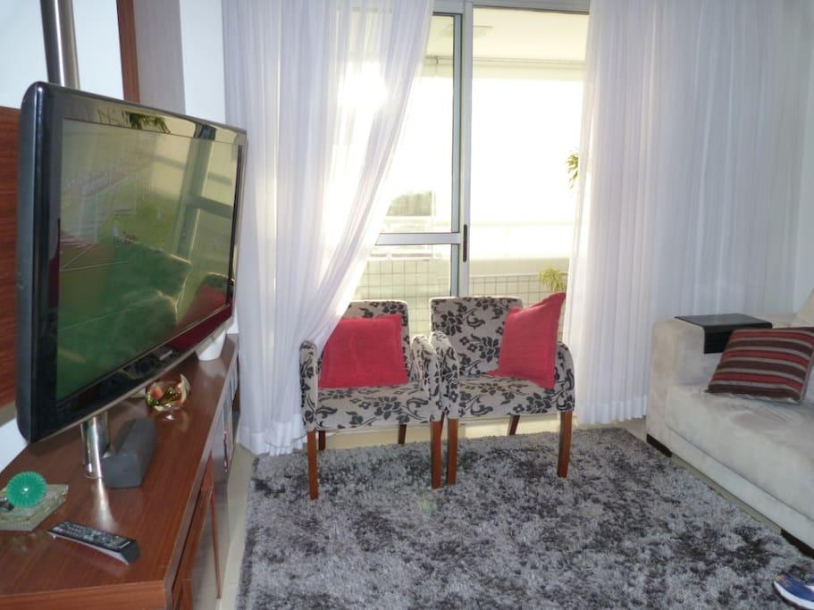 Luxury apart - living room