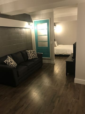 Downtown Studio - Whitesburg - Apartamento
