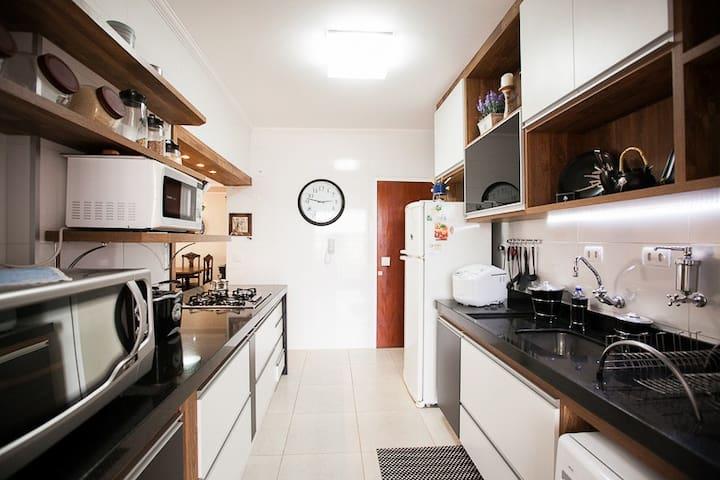 Complete Apartment close to USP - São Carlos - Lägenhet