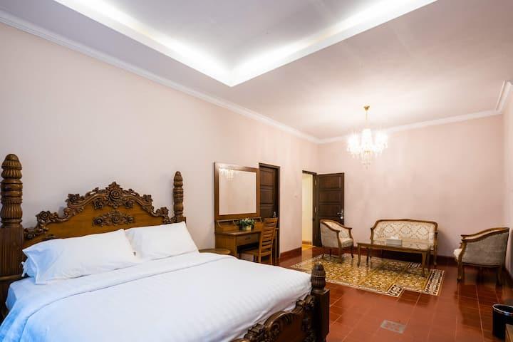 Superior Room Kutus Kutus Clemmie Huis Yogyakarta