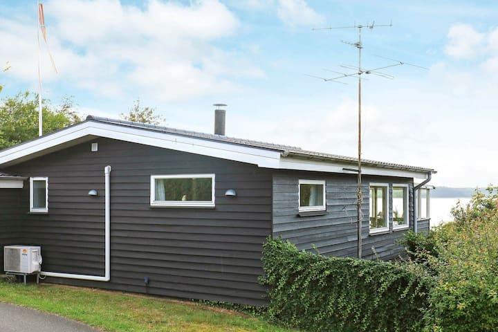 Maison de vacances pour 6 a Løgstrup