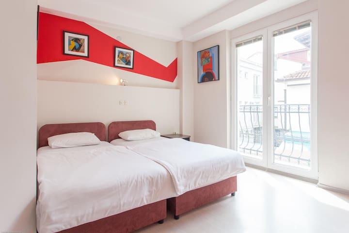 Dimitri Apartments 3 - Ohër - Lägenhet