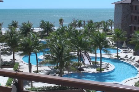 Appealing apartment by the beach, 4 - 考卡亞(Caucaia) - 公寓