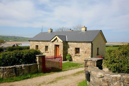 Rural Irish Cottage by the Sea - Mayo