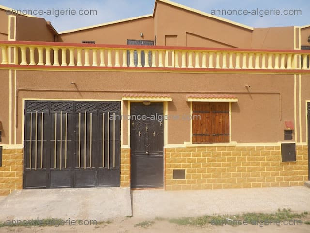 Maison Sidi-Amar  GHAZAOUET (ALGERI - Sidi Amar - Talo