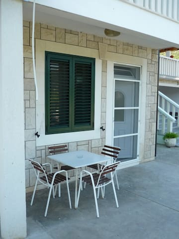 Luxury room for couple with pool ! - Ploče - Daire