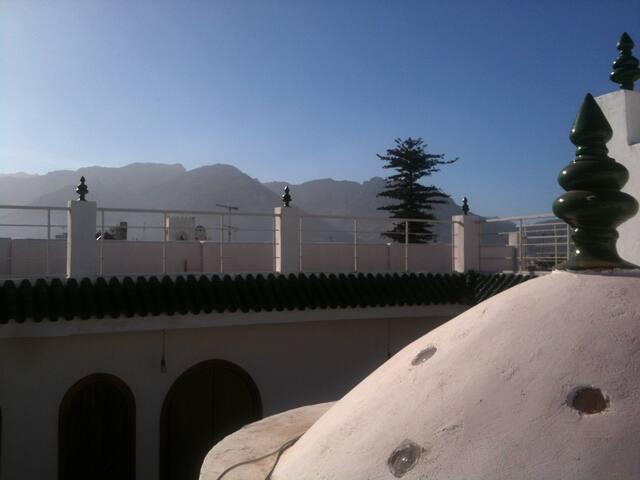 Riad Tetuan, precioso palacio Hab 2