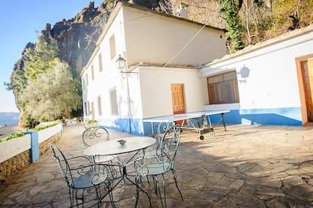 Casa Rural El Olivo. Alpujarra. - Cástaras