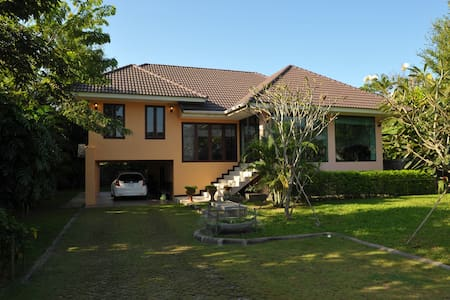 Fully-furnished, Very Quiet 2-BR - Chiang Mai - Casa