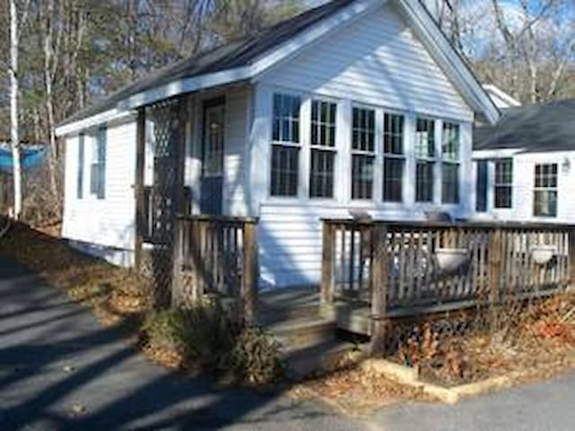 1 Bedroom Vacation Rental Tilton NH - Tilton - Cabin