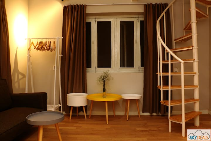 Loft | SD Guest House【Tranquility&Sunshine】