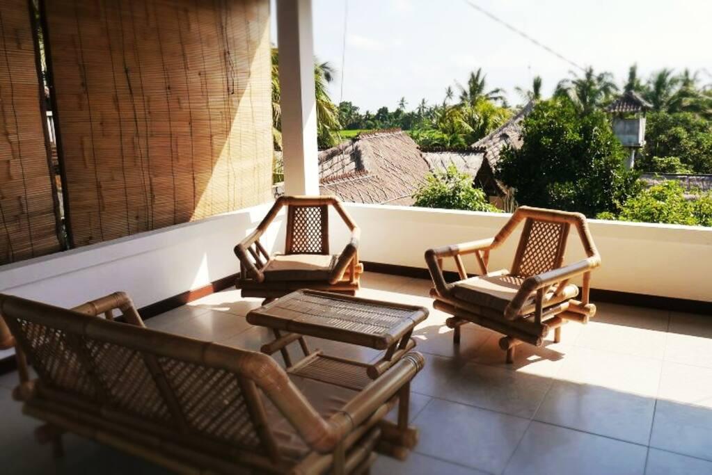 private wohnung mit sch ner aussicht wohnungen zur miete in ubud bali indonesien. Black Bedroom Furniture Sets. Home Design Ideas