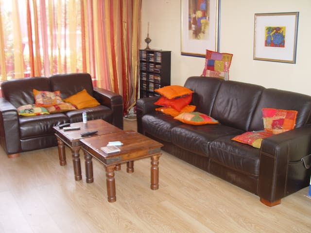 Authentische Wohnung im Süden von Limburg(Holland) - Nuth - House