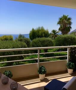 Stunning apartment with panoramic sea views - Apartment