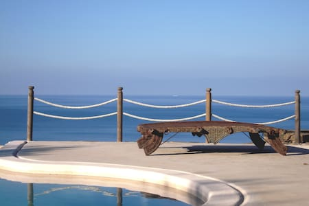 Typical dammuso with swimming pool - Pantelleria