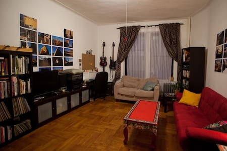 Large room right by Prospect Park - Brooklyn - Apartment