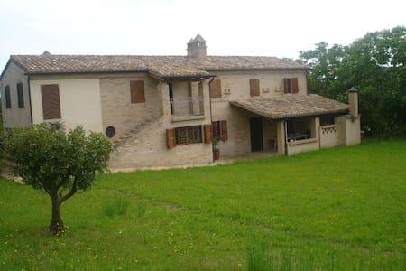 Casale di campagna affitto - Monterubbiano - Haus