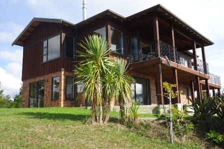 Ridge Top House   - 1 bed apartment - Langs Beach - Bed & Breakfast
