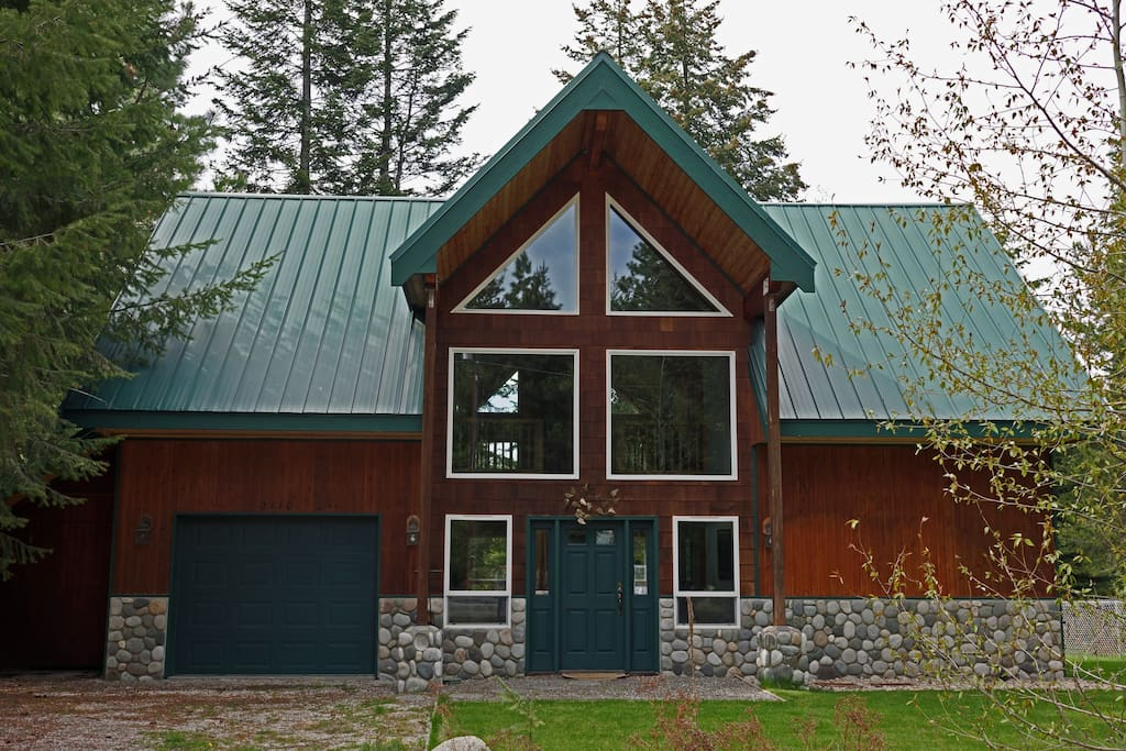 Mountain Cabin Near Lake Wenatchee Chalets For Rent In