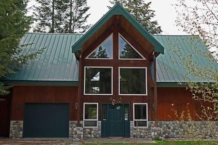 Mountain cabin near Lake Wenatchee - Leavenworth - Almhütte