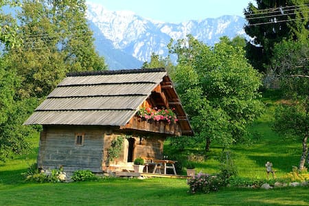 Romantic cottage in Carinthia  - Trieblach - Cottage