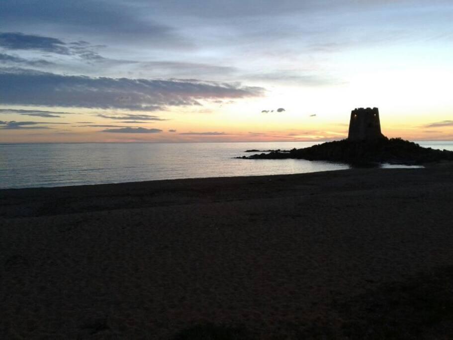 Spiaggia La Torre / 4 km