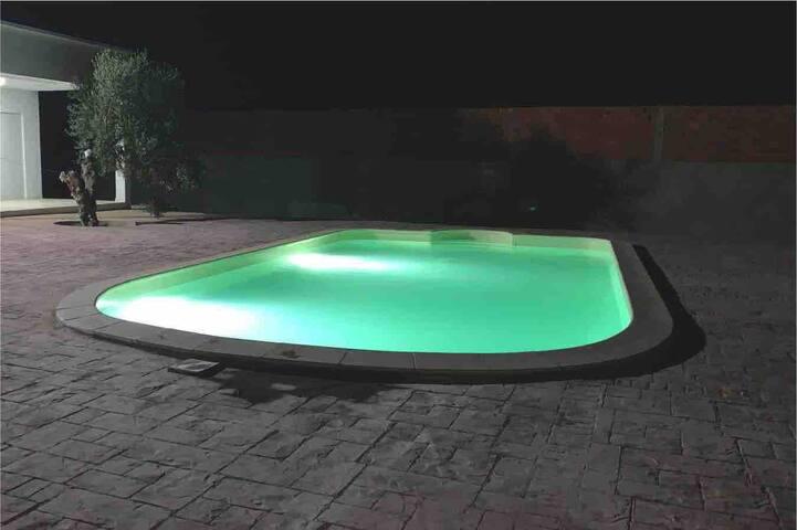 Villa des oliviers avec piscine privée