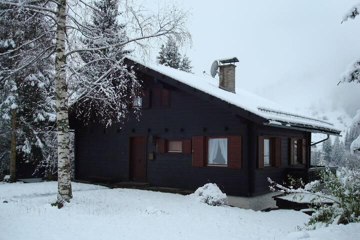 Comfortable Chalet in Ski Area in Großkirchheim
