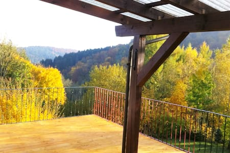 Apartment in nature of the Eifel! - Flat