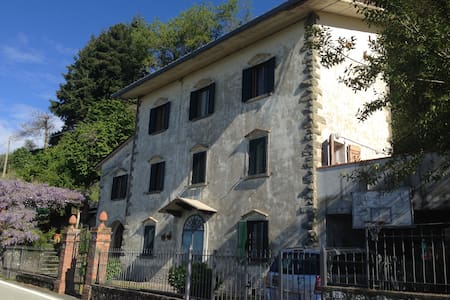 Stanza matrimoniale - Serra Pistoiese - Apartamento