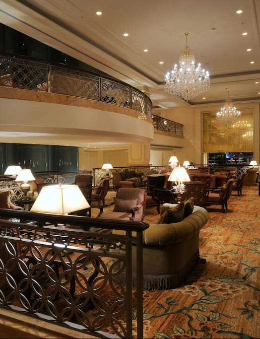 Au Rendezvous Lounge