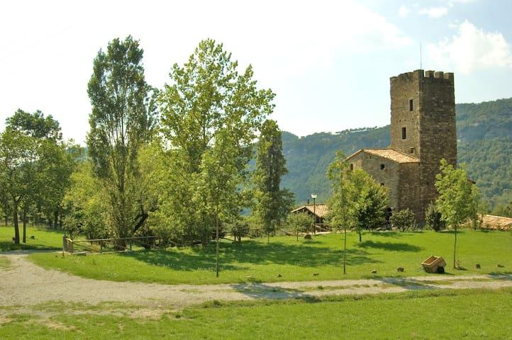 Turisme Rural de Qualitat - Tavertet - 城堡