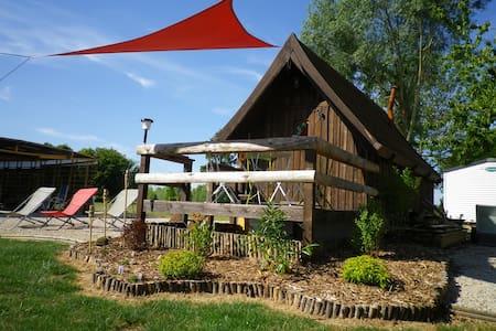 Chalet Troll - Moncetz-l'Abbaye - 牧人小屋