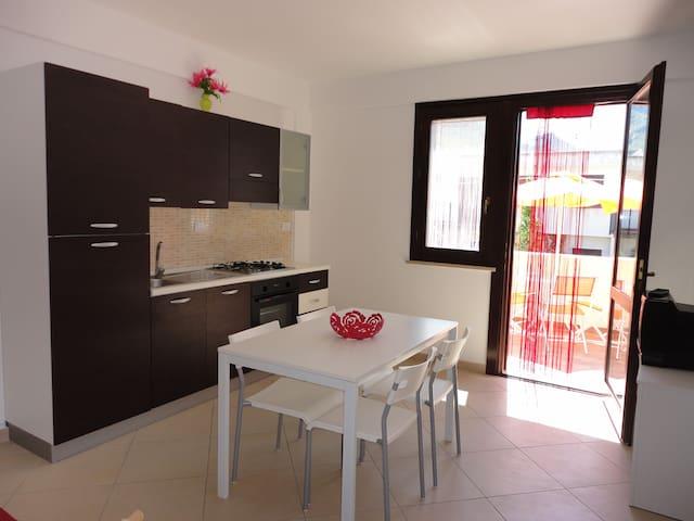 Casa nuova  x 4 posti ben rifinito - San Vito Lo Capo - อพาร์ทเมนท์