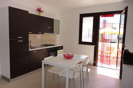 Casa nuova  x 4 posti ben rifinito - San Vito Lo Capo - Lejlighed