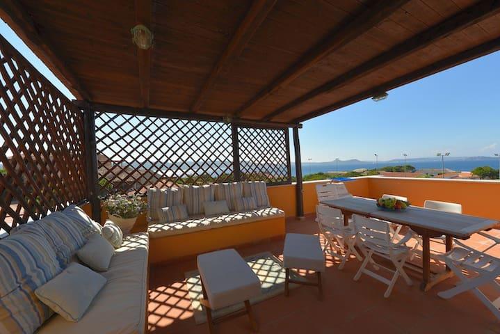 Delizioso Appartamento Vista Mare