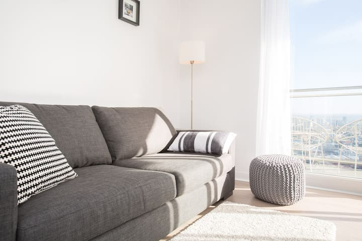 Enjoy Late Check Out @ Spencer Street - Melbourne - Wohnung