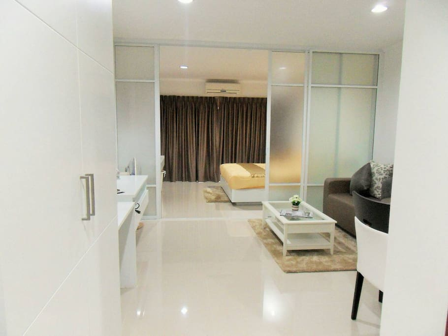 Appartement spacieux, tous conforts et neuf