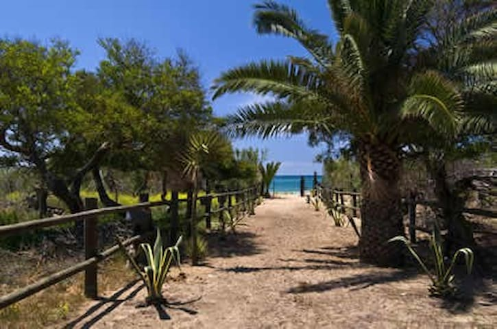 Cottage w private path to the beach - Barbate - Leilighet