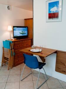 STUDIO meublé Angers proche centre - Angers