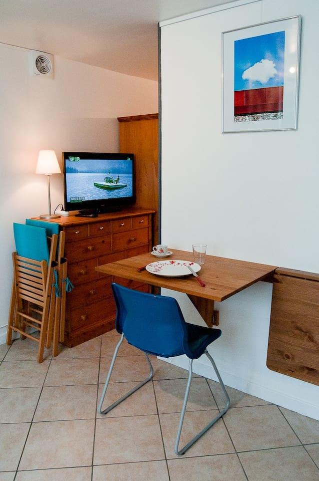 STUDIO meublé Angers proche centre
