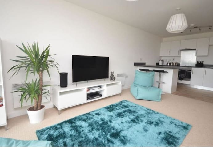 Luxury Riverside Apartment in Norwich City Centre