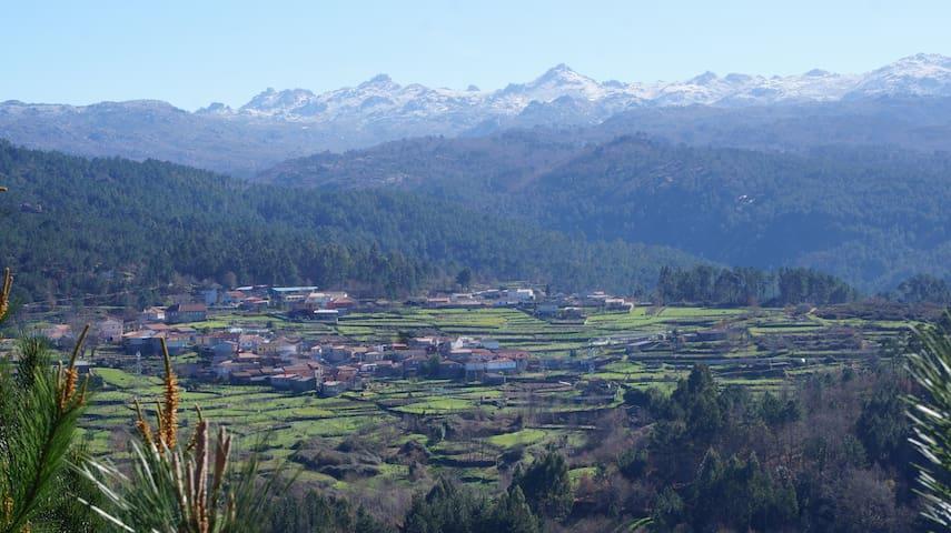 Casa de aldea en el Xurés - Lobios - บ้าน