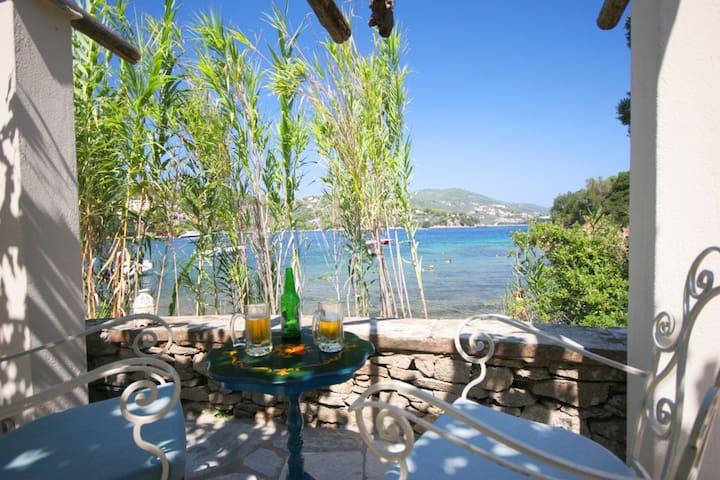 Villa Thalassa Beach House - Kanapitsa - Leilighet