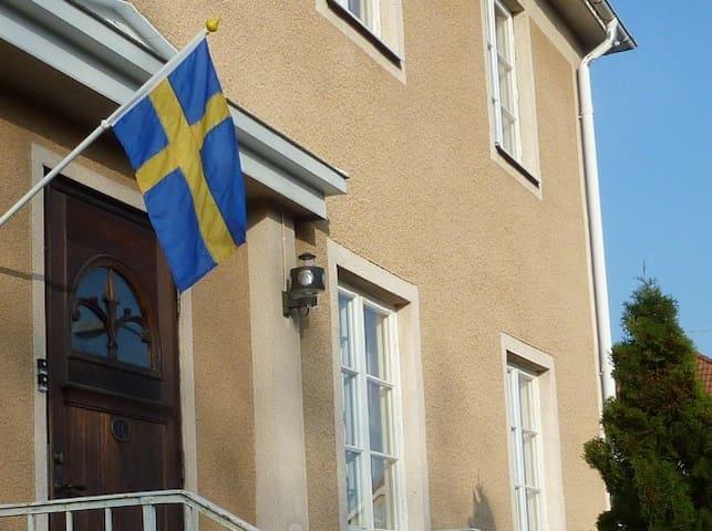 Prime location in Central Jönköping - Jönköping - Apartemen